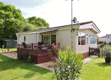 Thumbnail 2 bedroom mobile/park home for sale in Hockley Park, Lower Road, Hockley