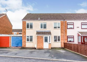 Thumbnail 5 bedroom semi-detached house for sale in Churncote, Stirchley, Telford, Shropshire