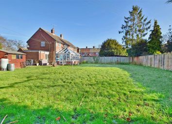 Thumbnail 3 bed semi-detached house for sale in Glebe Close, Smarden, Ashford, Kent