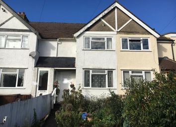 Thumbnail 3 bed terraced house for sale in Thrigby Road, Chessington, ., Surrey