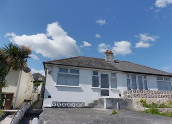 Thumbnail 2 bed bungalow to rent in Laira Park Place, Plymouth