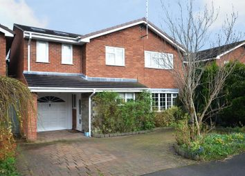 Thumbnail 5 bed detached house for sale in 6 Sunningdale, Stone, Staffordshire.
