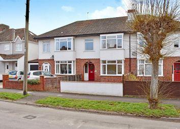 Thumbnail 3 bedroom terraced house for sale in Mountfields Avenue, Taunton
