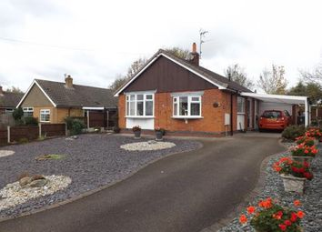 Thumbnail 3 bed bungalow for sale in Cedar Drive, Keyworth, Nottingham, Nottinghamshire