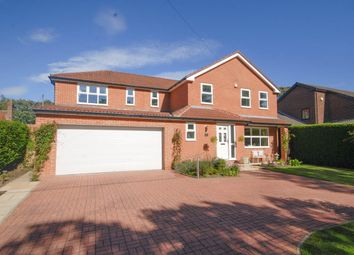 Thumbnail 5 bed detached house for sale in Millfield Road, Whickham, Newcastle Upon Tyne