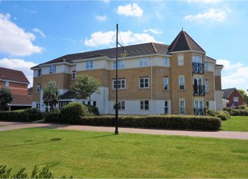 Thumbnail 3 bed flat for sale in Island Way East, Chatham