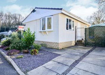 Thumbnail 1 bed mobile/park home for sale in Woodland Park, Rainworth, Mansfield