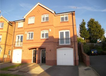 Thumbnail 3 bed semi-detached house for sale in Thornhill Drive, South Normanton, Alfreton