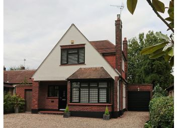 Thumbnail 3 bed detached house for sale in Hockley Road, Rayleigh