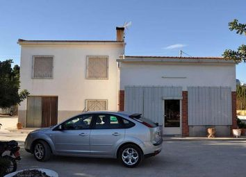Thumbnail 5 bed villa for sale in Spain, Valencia, Alicante, Monóvar