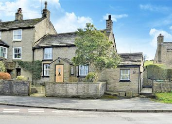 Thumbnail 3 bed semi-detached house for sale in Greyhound Cottage, Mount Pleasant, Rainow, Macclesfield, Cheshire