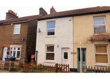 Thumbnail 2 bedroom end terrace house for sale in Orchard Place, Orpington