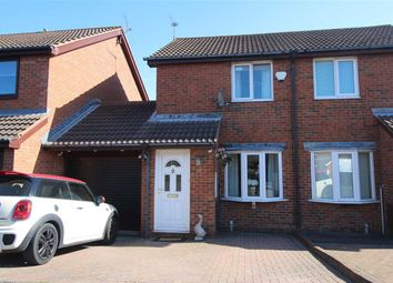 Thumbnail 2 bed semi-detached house for sale in Ilford Avenue, Northburn Glade, Cramlington