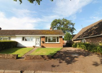 Thumbnail 2 bed semi-detached bungalow for sale in Charles Road, Dingestow, Monmouth