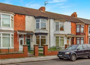 Thumbnail 3 bed terraced house for sale in Ayresome Street, Middlesbrough