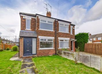 Thumbnail 2 bed semi-detached house to rent in Aston Road, Willerby