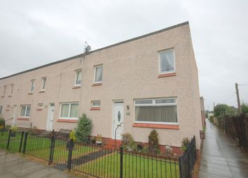 Thumbnail 3 bed terraced house for sale in Delhi Avenue, Clydebank
