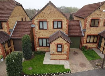 Thumbnail 3 bed detached house for sale in Fosters Lane, Bradwell, Milton Keynes