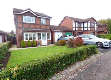 Thumbnail 3 bed detached house for sale in Newbury Close, Huyton, Liverpool