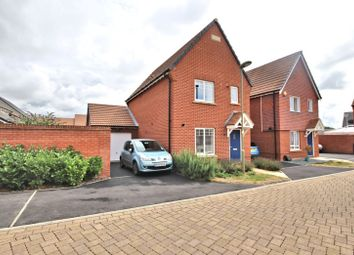 Thumbnail 3 bed detached house to rent in Mistletoe Mews, Didcot