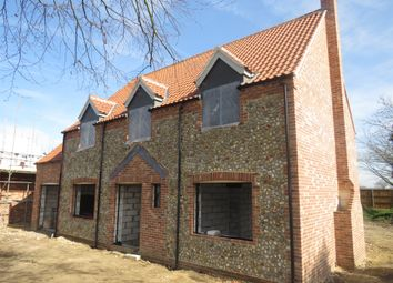 Thumbnail 4 bed detached house for sale in New Road, Whissonsett, Dereham