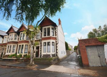 Thumbnail 2 bed flat to rent in Kelvin Road, Roath Park, Cardiff