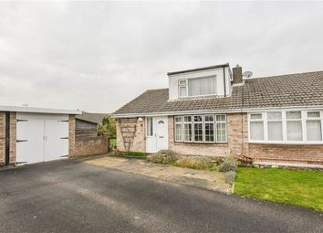 Thumbnail 3 bed semi-detached bungalow for sale in Drummond View, Bishopthorpe, York