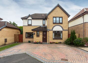 Thumbnail 4 bed detached house for sale in 21 Ellon Way, Paisley