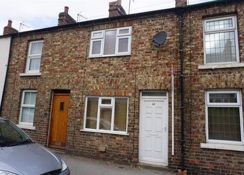 Thumbnail 2 bed cottage for sale in St Hildas Street, Sherburn, Malton