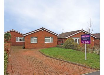 Thumbnail 3 bed detached bungalow for sale in Yew Tree Grove, Highley, Bridgnorth