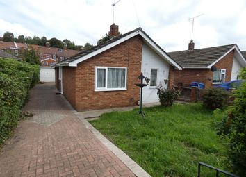 Thumbnail 3 bed detached bungalow for sale in Violet Road, Norwich
