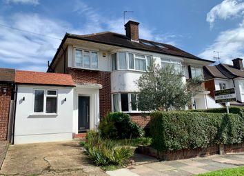 The Ridgeway, North Harrow, Harrow HA2. 4 bed semi-detached house