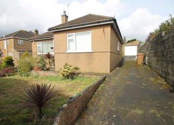 Thumbnail 2 bedroom detached bungalow for sale in Therlow Road, Plymouth
