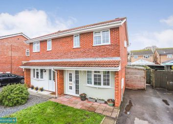 3 bed semi-detached house for sale in Sandpiper Road, Bridgwater TA6