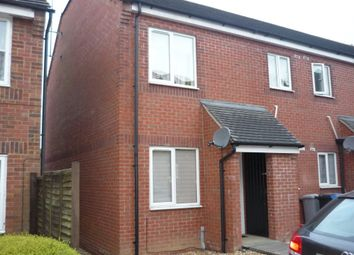 Thumbnail 1 bed maisonette to rent in King Street, Desborough, Kettering