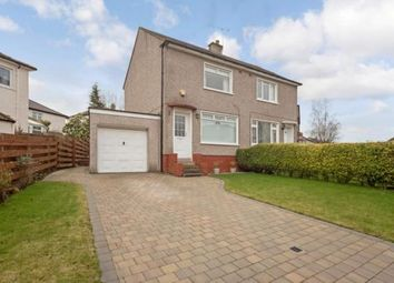 Thumbnail 3 bed semi-detached house for sale in Rowan Drive, Bearsden, Glasgow, East Dunbartonshire