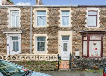 Thumbnail 3 bed terraced house for sale in Leonard Street, Neath
