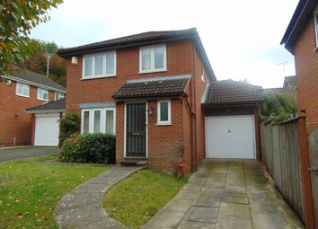 Thumbnail 3 bed detached house to rent in Kingfisher Close, Sevington, Ashford