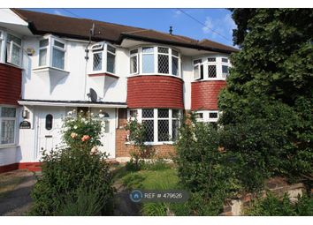 Thumbnail 3 bed terraced house to rent in Aragon Road, Surrey