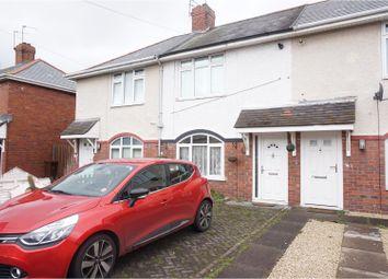 Thumbnail 2 bedroom semi-detached house to rent in Myatt Avenue, Wolverhampton