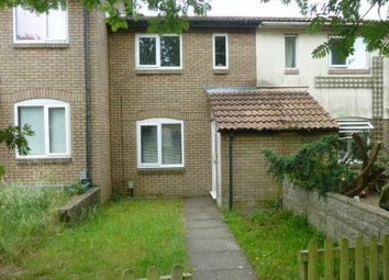 Thumbnail 1 bed terraced house to rent in Greenway Court, Barry