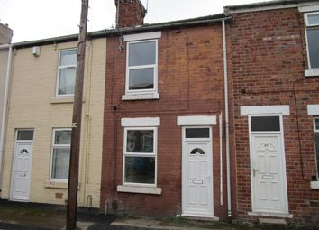 Thumbnail 2 bed terraced house to rent in Barker Street, Mexborough