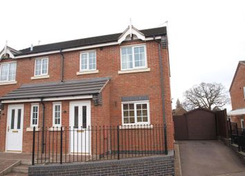 Thumbnail 3 bed semi-detached house to rent in Portrush Drive, Grantham