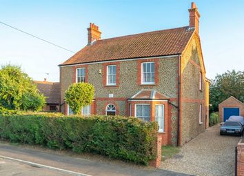 Thumbnail 5 bed detached house for sale in Neville Court, Neville Road, Heacham, King's Lynn