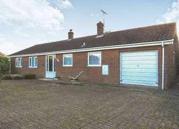 Thumbnail 3 bed detached bungalow for sale in Lady Drove, Barroway Drove, Downham Market