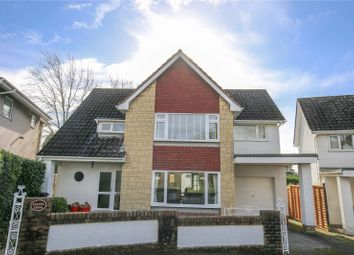 Thumbnail 4 bed detached house for sale in Long Acres Close, Bristol