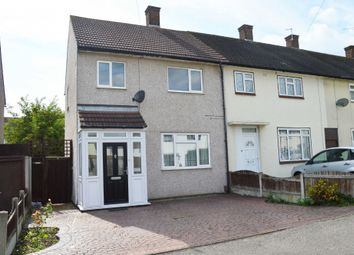 Thumbnail 2 bed end terrace house for sale in Charlbury Crescent, Romford