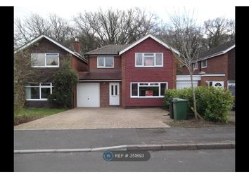 Thumbnail 4 bed detached house to rent in Maple Road, Woking