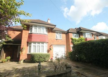 Thumbnail 4 bed detached house to rent in London Road, Stanmore, Middlesex