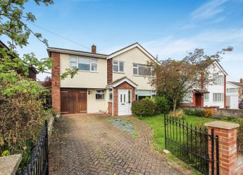 Thumbnail 5 bedroom detached house for sale in Clare Road, Hartford, Huntingdon